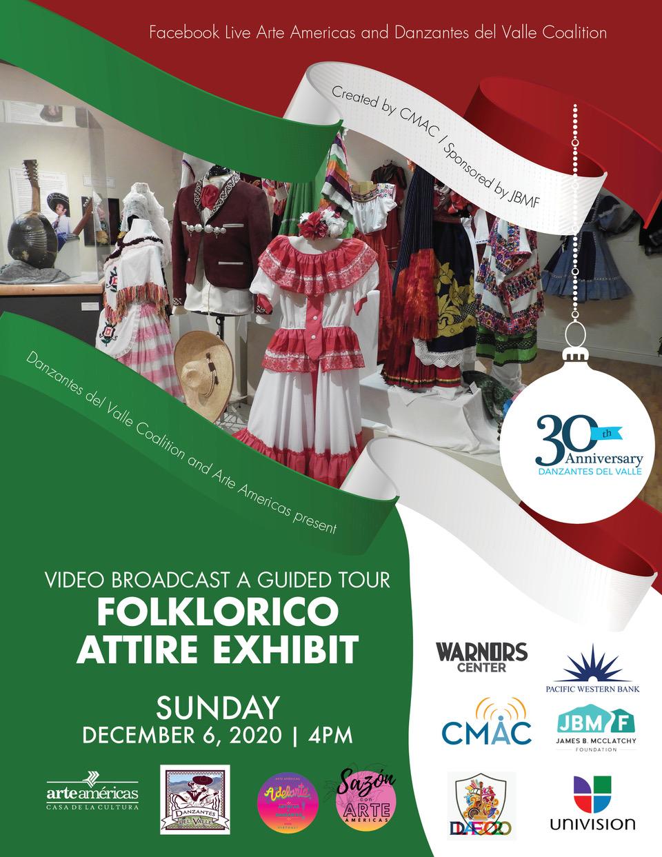 folklorico attire exhibit