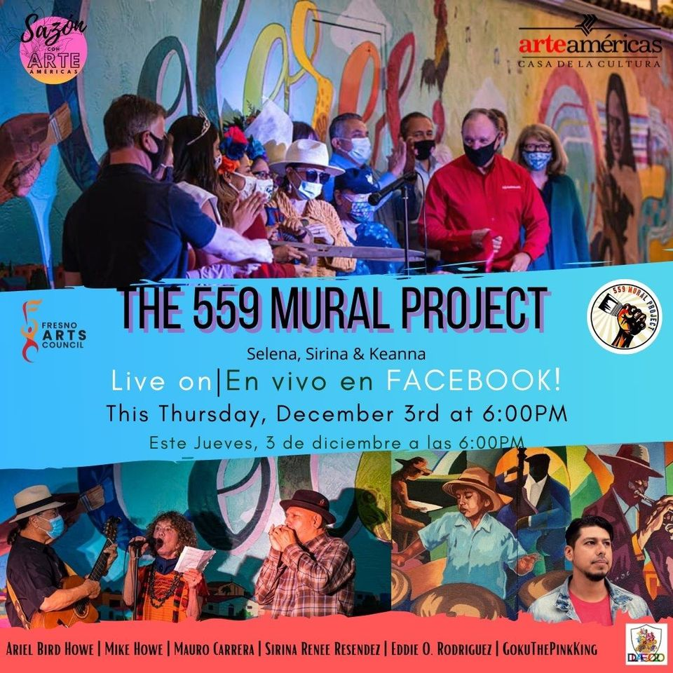 559 mural project