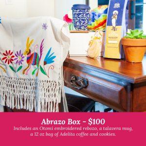 abrazo gift box