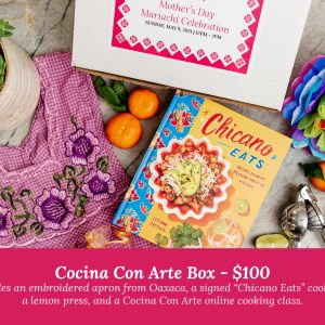 Cocina con Arte box photo