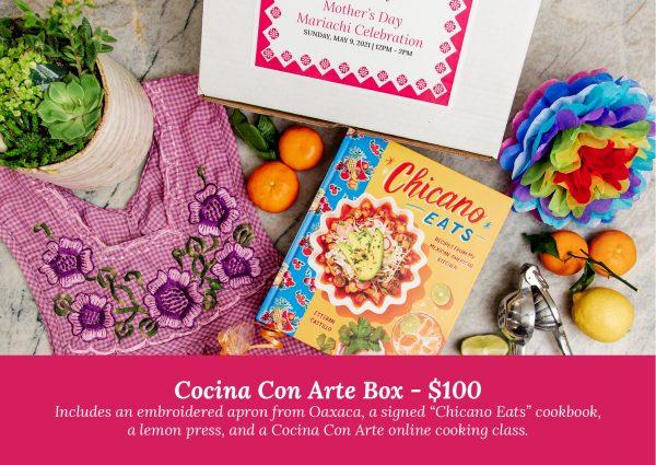 Cocina con Arte box photo