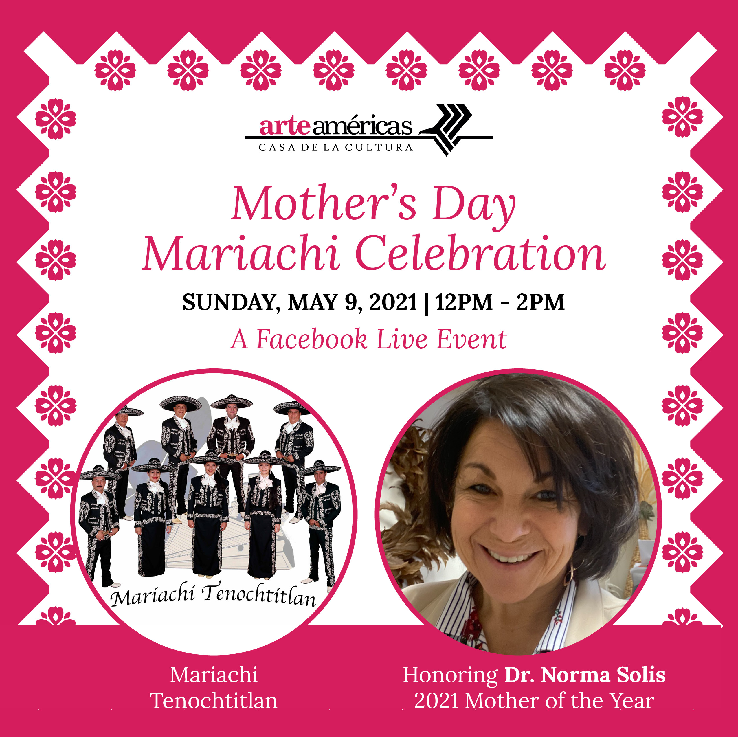 mothers day celebration honoring dr solis
