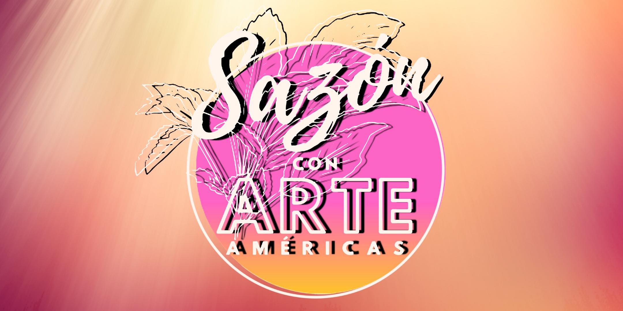 Sazon Con Arte flyer