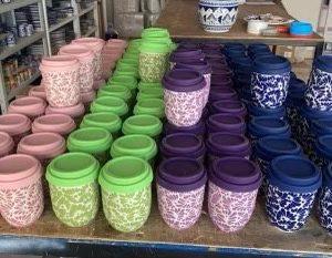 talavera mugs